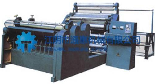 单面瓦楞纸板生产线(导爪式)